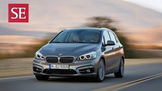 Test drive: BMW 218i Active Tourer