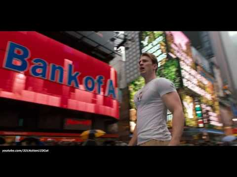Captain America Final Scene   Captain America  The First Avenger 2011 Movie Clip Blu ray 1080p