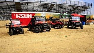 5. Hisun 2015 Line Up with Dirt Wheels Magazine
