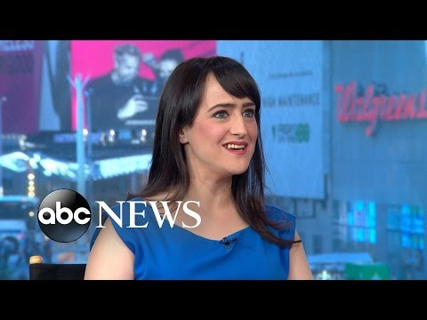 'Mrs. Doubtfire' Child Star Mara Wilson Visits 'GMA'