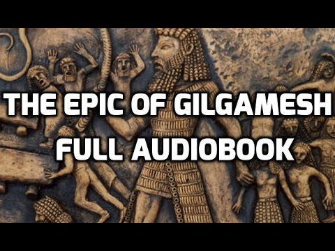 The Epic of Gilgamesh (compleet audioboek, niet ingekort)