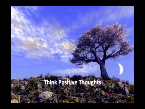 Subliminal Motivation to Think Positive Thoughts