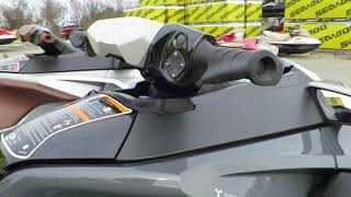 5. 2018 Sea Doo GTX 155 Review