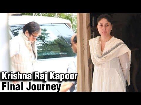 Kareena Kapoor, Amitabh Bachchan At Krishna Raj Ka