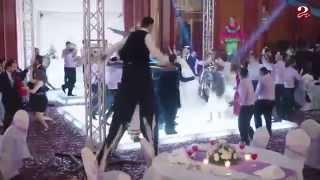 حفل زفاف أسطورى لخالد أبو حطب على شاهيناز