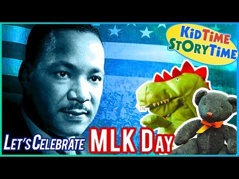 Let's Celebrate Martin Luther King, Jr. Day ~ Kids Books Read Aloud