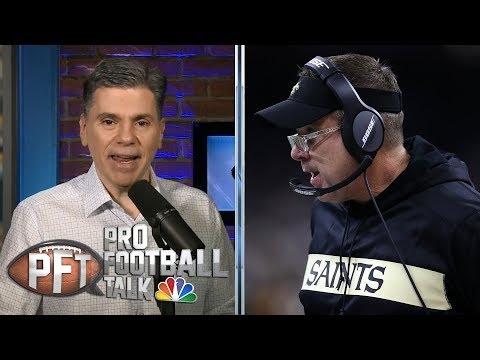Video: How much longer will Sean Payton remain in New Orleans? | Pro Football Talk | NBC Sports