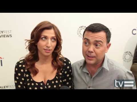 Brooklyn Nine-Nine (FOX): Chelsea Peretti & Joe Lo Truglio Interview