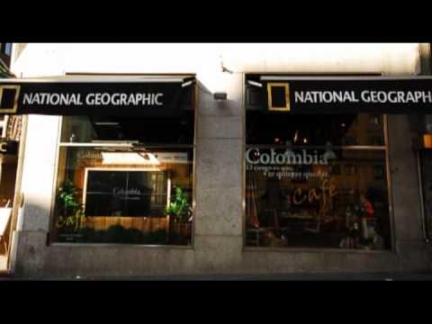 Con 200 invitados comenzó el mes de Colombia en el National Geographic Store de Madrid