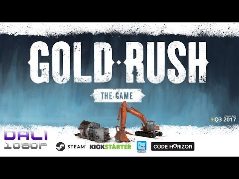 Gold Rush: The Game PC Gameplay 1080p 60fps