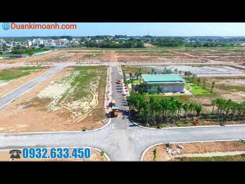 Flycam dự án Mega city -  Bến Cát