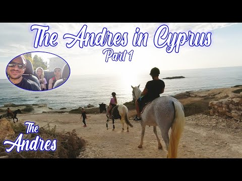 The Andres: Family Holiday to Cyprus! (Part 1)