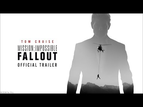 Mission: Impossible Fallout | Official Trailer | Paramount Pictures UK