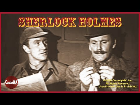 Sherlock Holmes | Season 1 | Episode 8 | The Case of the Blind Man's bluff | Ronald Howard