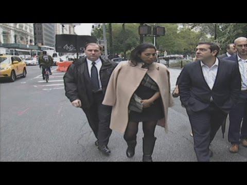 """Ο Αλ.Τσίπρας στο """"Ground Zero"""""""