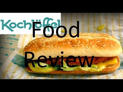 Food Review #13 - Zeug von Kochlöffel