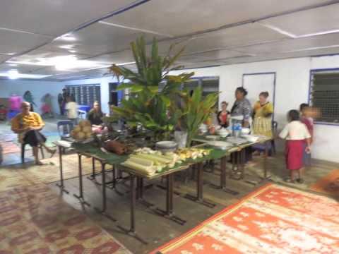 Tonga 2012 Missions Trip