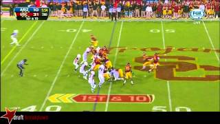 Shaquille Richardson vs USC (2013)
