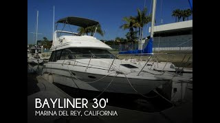 Download Lagu [SOLD] Used 1992 Bayliner 3058 Command Bridge in Marina Del Rey, California Mp3
