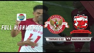 Video Timnas U22 (1) vs (1) Madura United - Full Highlights | Duel Timnas U22 MP3, 3GP, MP4, WEBM, AVI, FLV April 2019