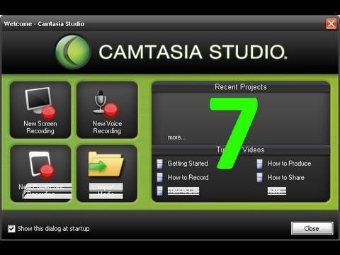 camtasia - Tutorial of the new Camtasia Studio 7, and overview of the new features, and how to use it. NEW Camtasia Studio 8 is now out, check out the video overview & ...