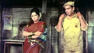 Hindi Movie Scenes Aag Aur Daag  Kholi To Khali Hain  Joy Mukherjee & Zeb Rahaman