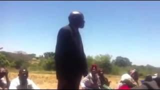 Chishona chakadzama dzama.