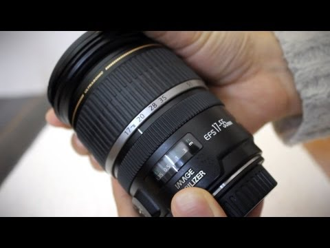 17 55mm - I originally reviewed this lens about 3 years ago, back when I was still throwing videos together on Windows Movie Maker. I've standardized and improved my r...