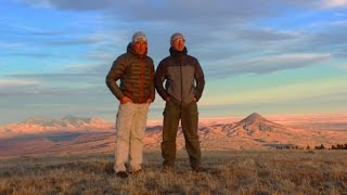 Butte (MT) United States  City pictures : Climbing West Butte, Sweet Grass Hills, Montana USA 2015