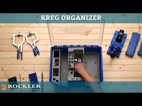 Kreg Organizer