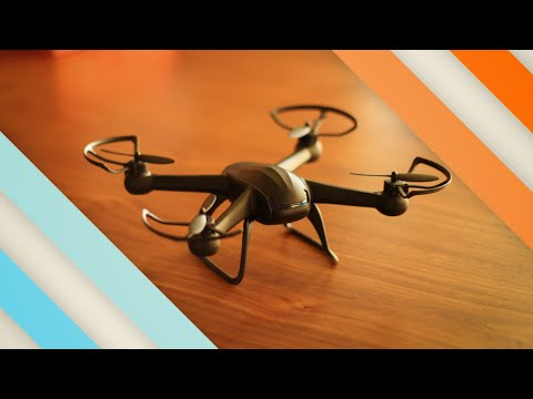 NightHawk DM007 Quadcopter w/ HD Camera Review