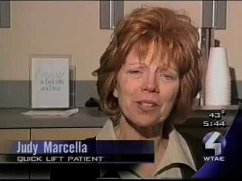 WTAE Follows QuickLift Patient Judy Through Her QuickLift Process