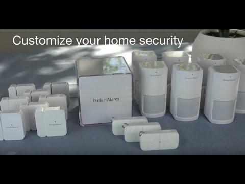 iSmartAlarm Shield Package