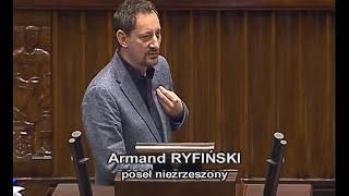 """""""Pani powinna krowy doić a nie być Marszałkiem!"""" Konkretny pocisk zakończył awanturę w Sejmie!"""