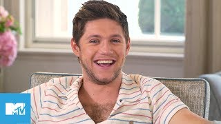 Niall Horan Answers YOUR Questions! | MTV Asks Niall Horan Video