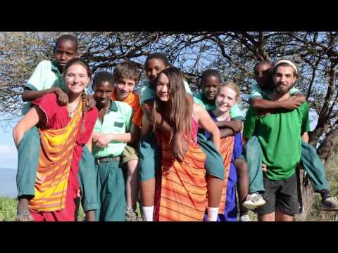 Service Learning in Tanzania