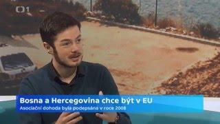 Bosna a Hercegovina chce být v EU