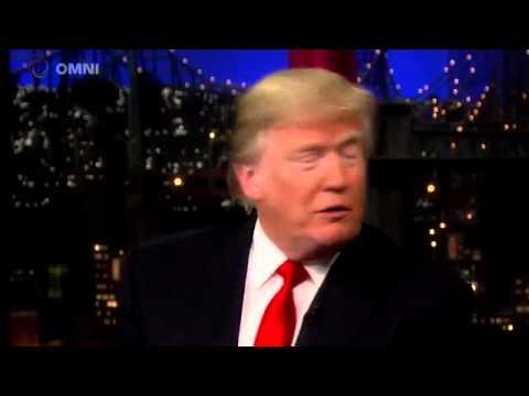 Donald Trump on David Letterman  January 8th 2015 Full Interview