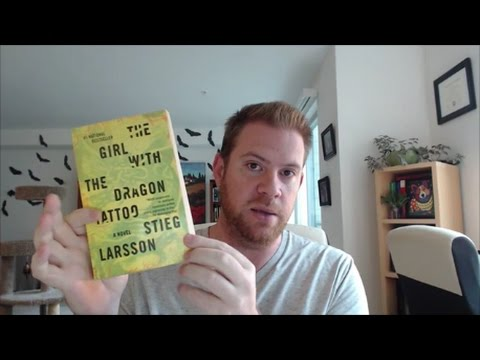 Book Review - Millennium Series by Stieg Larsson