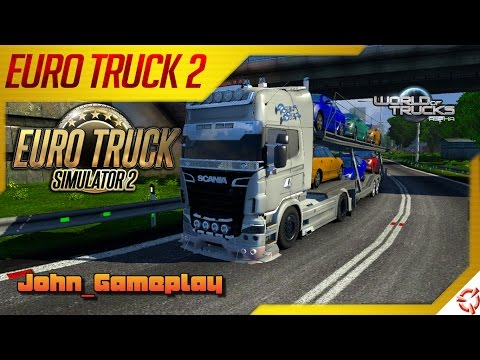 Tuning for Scania RS v1.18.1s