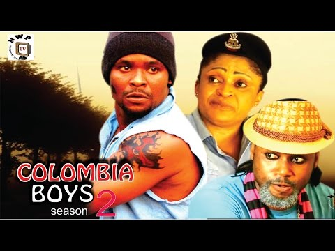 Columbia Boys Season 2 - 2016 Latest Nigerian Nollywood Movie