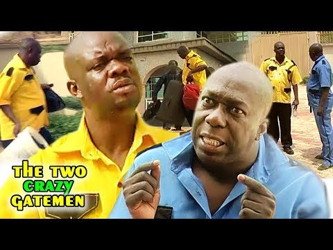 The Two Clever Gate men - Charles Onojie 2018 Latest Nigerian Nollywood Comedy Movie Full HD
