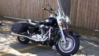6. Used 2006 Harley Davidson Road King Custom Motorcycles for sale