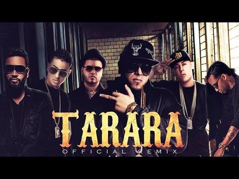 Letra Tarara (Remix) Alexio Ft Cosculluela, Farruko, Ozuna, Arcangel y Zion