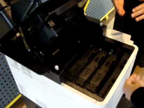 Kyocera: картридж принтера