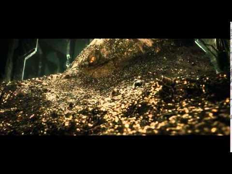Bilbo & Smaug Complete Scene