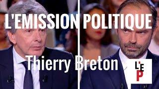 Video Thierry Breton dans l'Emission politique avec Edouard Philippe - 28 septembre 2017  (France 2) MP3, 3GP, MP4, WEBM, AVI, FLV Oktober 2017