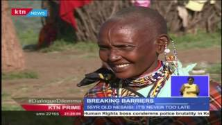 Breaking Barriers: A Woman In Narok Convinces Her Husband To Start Educating Their Children