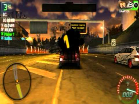 need for speed carbon own the city gba gameshark codes