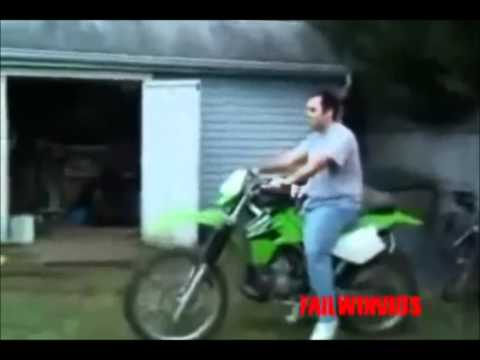 Funny Car/Bike Crashes